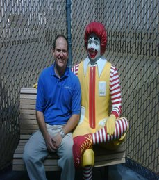 Chiropractor Breese IL Clinton Smith and Ronald McDonald