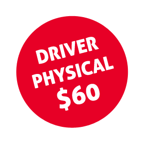 Driver Physical Button
